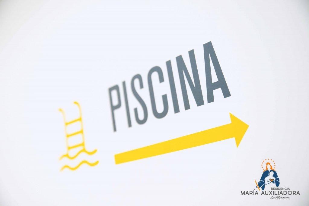 Piscina Residencia María Auxiliadora